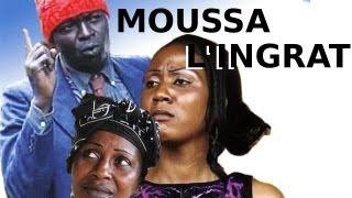 Moussa l'ingrat (THEATRE GUINEEN avec Moussa Koffoe) - Film Complet