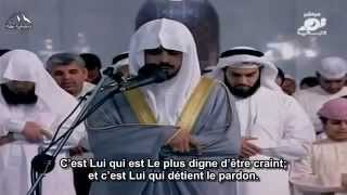 la récitation du Coran el Karim  par le cheikh Ibrahim el Jibreen