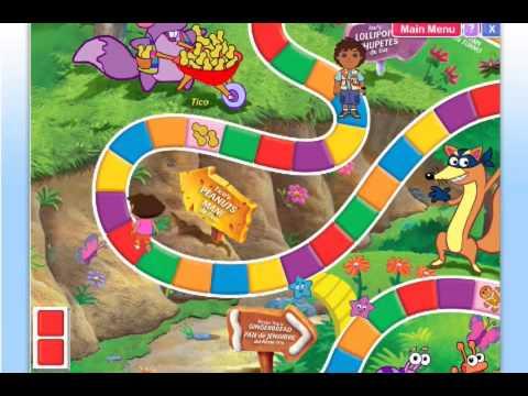 Dora La Exploradora Aventura en la selvas Capitulos Completos En Español Juegos Para Niños