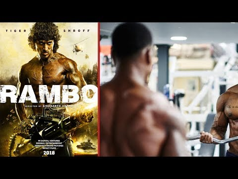 Xxx Mp4 Tiger Shroff S Rambo Movie Gym Workout Video Leaked Hk Funday 3gp Sex