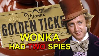 Film Theory: Willy Wonka Gave Charlie His Golden Ticket ON PURPOSE