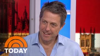 Hugh Grant Discusses His New Role In 'A Very English Scandal