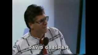 David Gresham 1979 Interview