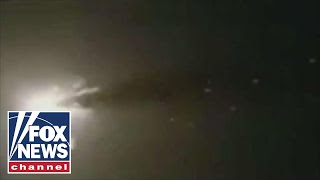 Report: Missiles launched at Syria overnight