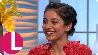Banita Sandhu Owes Her Bollywood Success to Coronation Street! | Lorraine