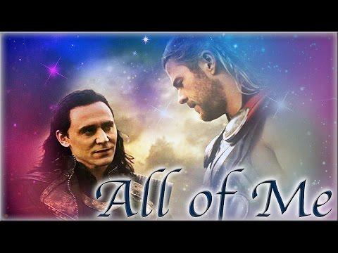 Xxx Mp4 All Of Me Thor X Loki ♥ 3gp Sex