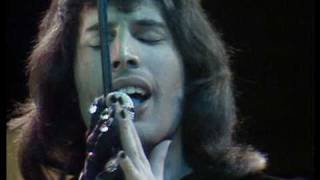 Queen - Killer Queen (Toppop 1974) + lyrics