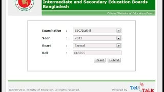 JSC and JDC Result New System 2015