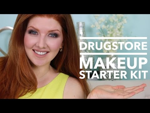 Drugstore Makeup Starter Kit | Top Recommendations