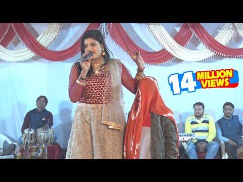 Xxx Mp4 Nisha Upadhyay ने धमाल मचा दी देखिये इस घूँघट के पीछे कौन है दिल्ली के गोयला डेरी शो में 3gp Sex
