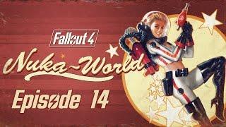 FALLOUT 4 (Nuka-World) #14 : You Tarzan, Me Pain