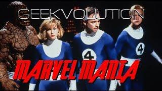 Marvel Mania Day 4   Roger Corman's Fantastic Four (1994)