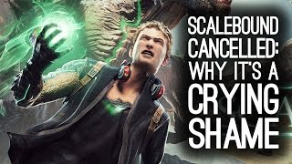 Scalebound Cancelled: 6 Reasons it's a Crying Shame Scalebound Got Canned