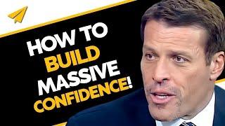 Tony Robbins - How To Create MASSIVE CONFIDENCE - #MentorMeTony