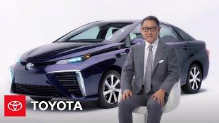 Toyota Mirai: Introducing Toyota