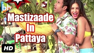 SIZZLING HOT: EXCLUSIVE On Location Of Mastizaade In Pattaya, Thailand | Sunny Leone