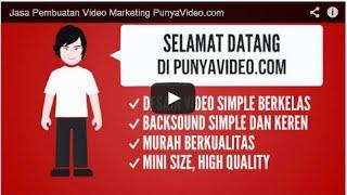 0857-224-225-36 PunyaVideo.com | Jasa Video Marketing | Jasa Pembuatan Video Marketing