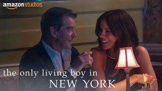 The Only Living Boy In New York - Official U.S. Trailer [HD] | Amazon Studios