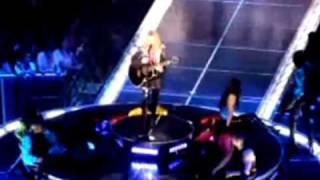 MADONNA Live 2008 Sticky & Sweet Tour 14 Miles Away dvd HQ