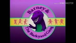 The new barney and the backyard song part(7/10) new song
