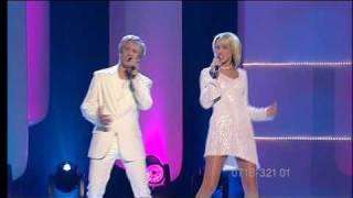 Fame - Give me your love (Melodifestivalen 2003 Sverige - Eurovision Song Contest 2003 Sweden)