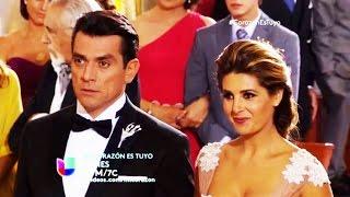Mi Corazón es Tuyo - ¿Ana impedirá la boda de Fernando e Isabela? - Avance capítulo 36