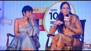 Bollywood actress MANDIRA BEDI LAUNCH OF ACTIVKIDS IMMUNO BOOSTERS