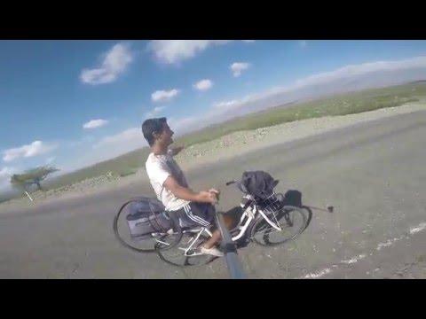 Desde Chascomús(Bs. As,Argentina) hasta Montañita(Ecuador)en bicicleta