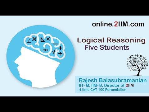 Logical Reasoning - Five Students