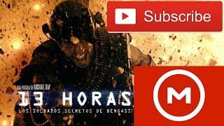 descargar pelicula completa en español latino 13 Horas Los Soldados Secretos de Bengasi