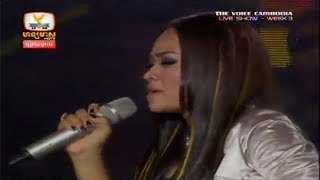 The Voice Cambodia - Live Show - October 26, 2014