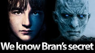 Now we know Bran's secret. Game of Thrones season 7, the main theory