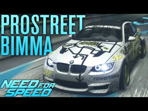 PROSTREET BMW M3 E92 CIRCUIT BUILD Need for Speed 2015 Gameplay