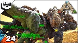 ARK Survival Evolved in romana | Scorched Earth episodul 24 | Golem?! o nimica toată!