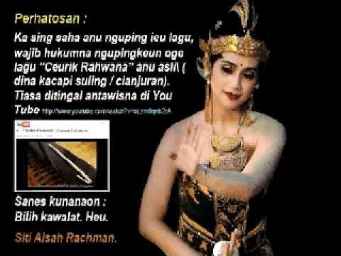 Siti Aisah Rachman @ NN : Rahwana Banondari