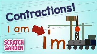 Contractions! | Scratch Garden