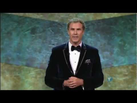 Will Ferrell Hilarious Acceptance Speech At The Mark Twain Comedy Award 2011