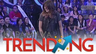 Mary Gidget Dela Llana twerks on GGV