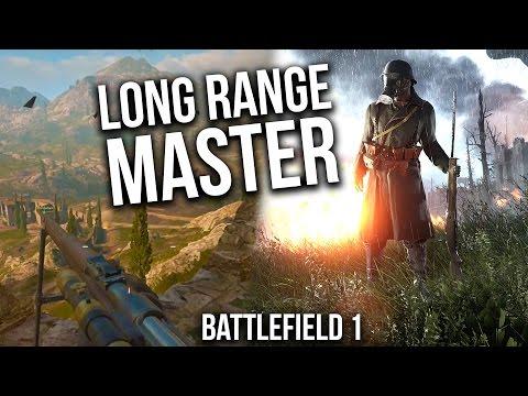 watch BATTLEFIELD 1 LONG RANGE SNIPER SWEET SHOTS   BF1 Scout Gameplay