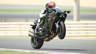 Kawasaki H2 & H2r Review (First Ride)