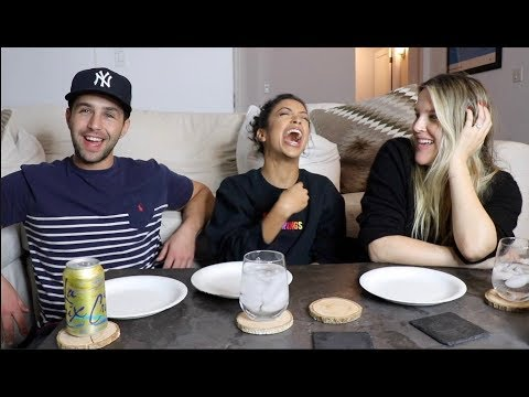 Xxx Mp4 EATING OUR FEELINGS WITH LIZA KOSHY AND MY WIFE 3gp Sex