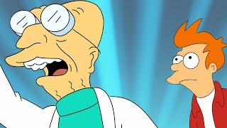 Billy West Mashes Up Futurama and Back to the Future! (Talkin