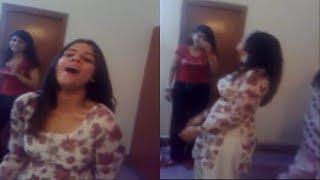 Pakistani girl in Hostel