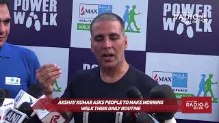 Akshay Kumar's Guide To Fitness!