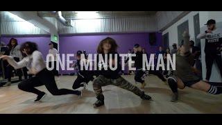 Missy Elliott - One Minute Man / Dance Choreography by @Cedric_botelho
