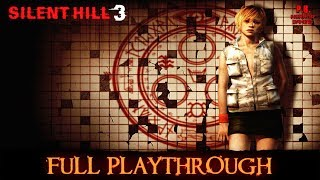 Silent Hill 3 | Full Playthrough | Longplay Walkthrough No Commentary