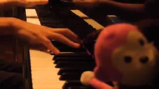 【ピアノ】 「only my railgun」を弾いてみた 【とある科学の超電磁砲OP】