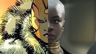 How The Cast Of Black Panther Should Actually Look