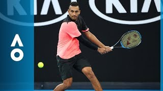 CPA Shot of the Day: Nick Kyrgios | Australian Open 2018
