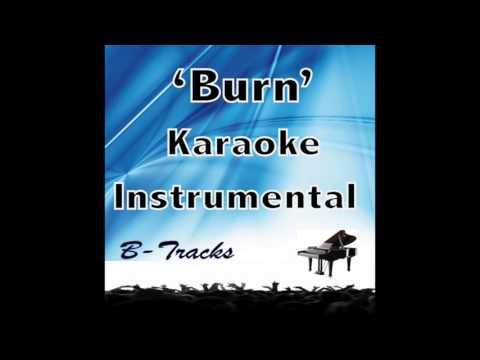 Download Burn, Hamilton   Karaoke Instrumental